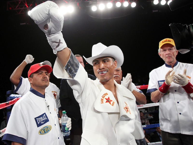 Image result for mikey garcia ring walk