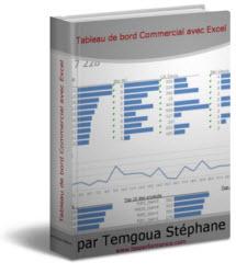 Ebook: Tableau de bord commercial