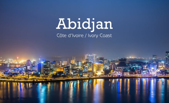 Mon séjour à Abidjan cette semaine pour mon séminaire