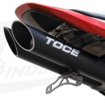 Tst Fender Eliminator Direct Mount To 2007 Cbr600rr Toce Exhaust