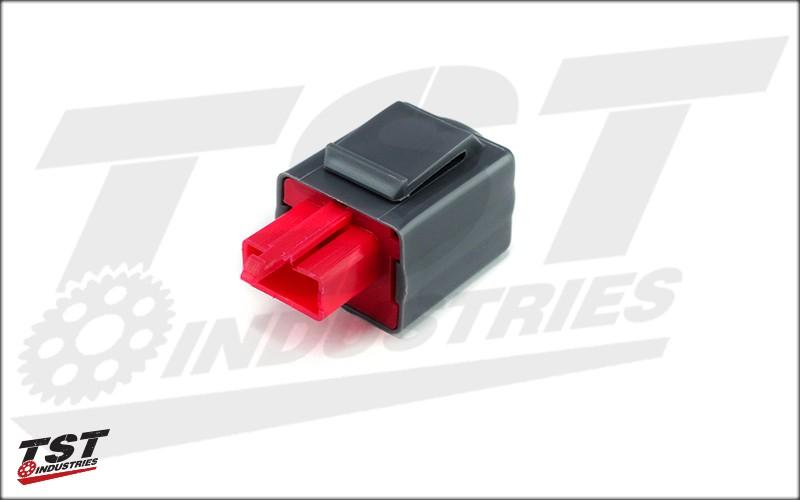 3 pin electronic flasher relay wiring diagram alternator tst industries gen2 led signal gen 2