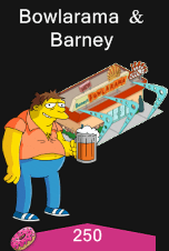 bowlarama and barney