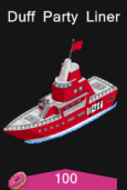 Duff Party liner