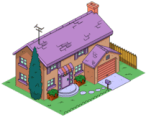 The Simpsons Tapped Out flanders house