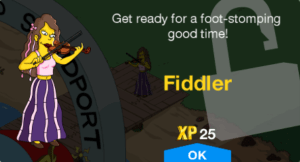 Tapped_Out_Fiddler_unlock message