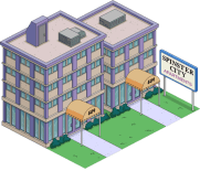 Spinster City Apartments