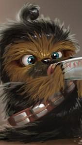 Star-Wars-Baby-Chewbacca-Artwork-
