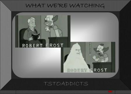 Krusty & Robert Frost