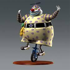 NBC Clown