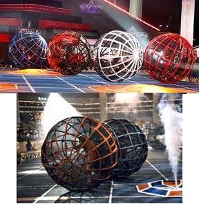 American Gladiators Rollerball
