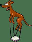 Tapped_Out_Santa's_Little_Helper_Balloon