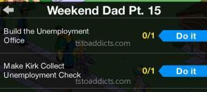 Weekend Dad 74