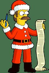 Santa Flanders