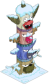 Tapped_Out_Krusty_Themed_Totem_Pole_snow