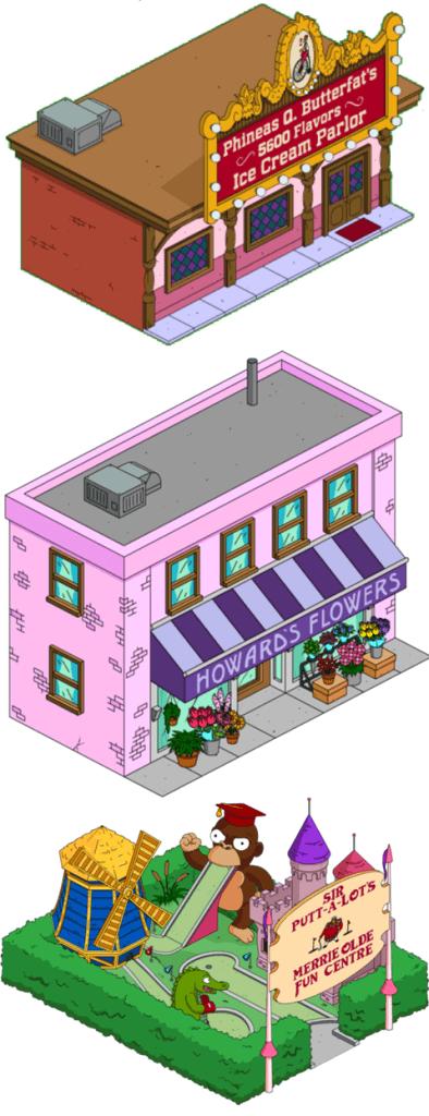 Valentine's Day Buildings