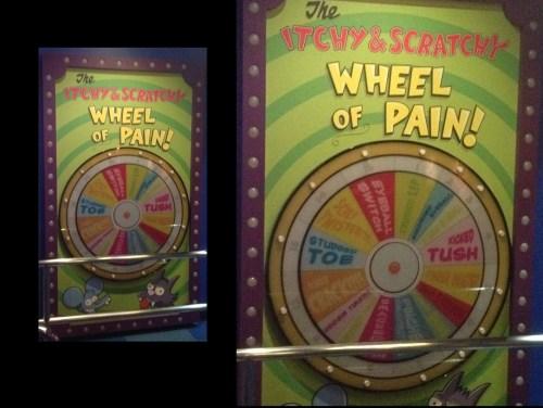 Wheel of Pain