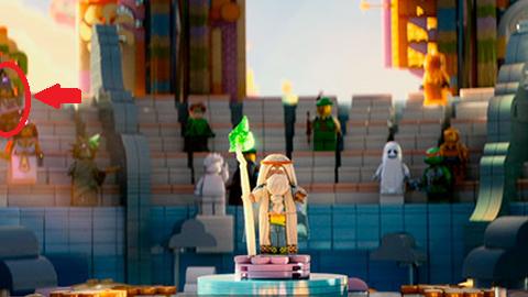 Milhouse Lego Movie