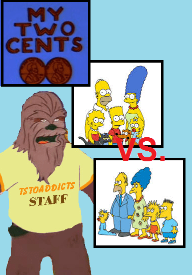 My 2 Cents on The Simpsons