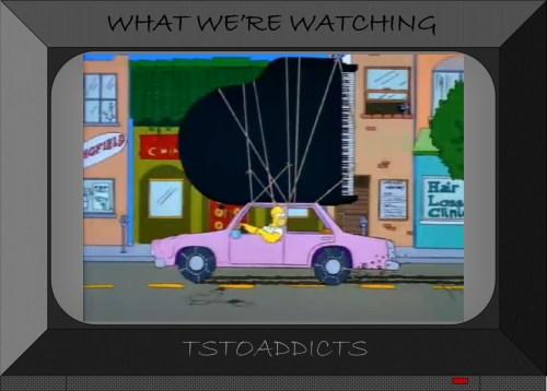 Simpsons Car Piano