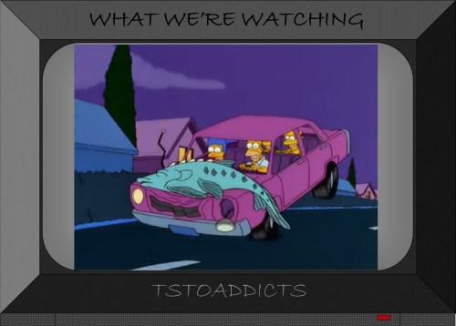 Simpsons Car Sturgeon