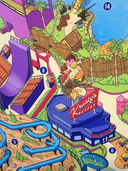 KL Map Krusty Buffet