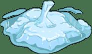 Melted Ice God