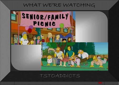 O'Flanagan Senior Day