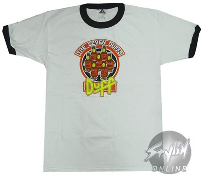 Seven Duffs T-Shirt