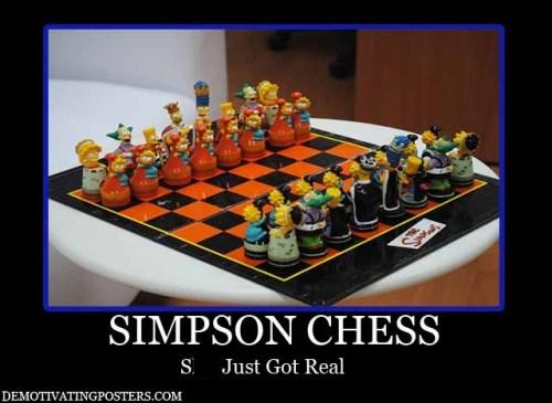 Simpson Chess Motivation