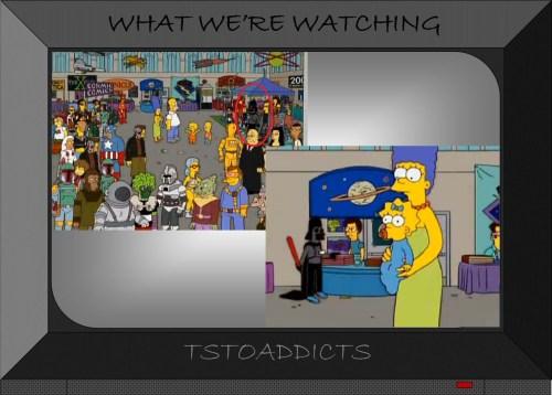 Vader Simpsons 3
