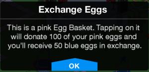 Exchange Eggs