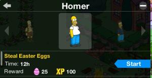 Pink Player Homer