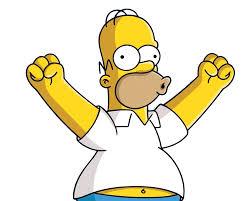 woo hoo Homer