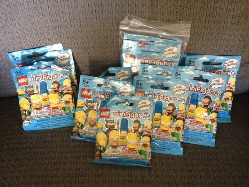 Minifig Packages