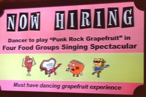 Punk Rock Grapefruit Krustyland