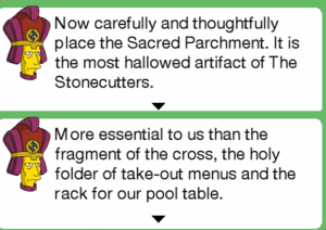 Sacred Parchment 1