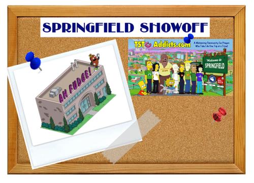 Sprinfield Showoff Ah Fudge