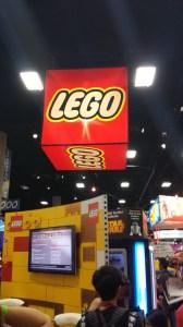 SDCC 2014 LEGO
