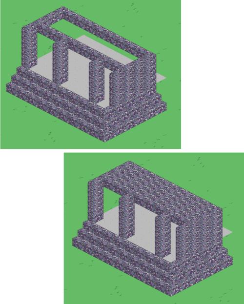 Lincoln Memorial 3D 5