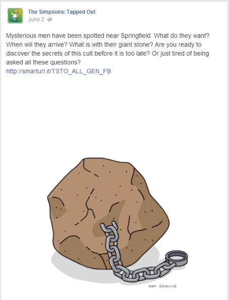 TSTO Stonecutters FB