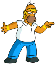 Barbarian Fake Homer Wrath Against Noobs