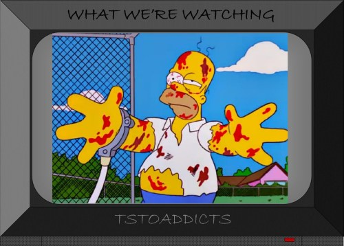 Bloody Homer