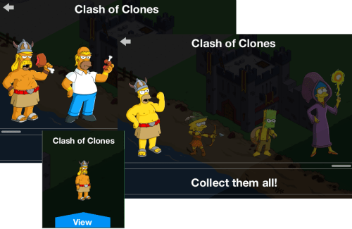 clash of clones character list