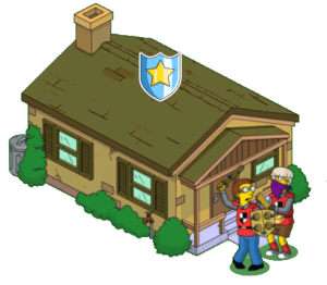 Defend Brown House