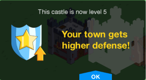 Defend Level Up