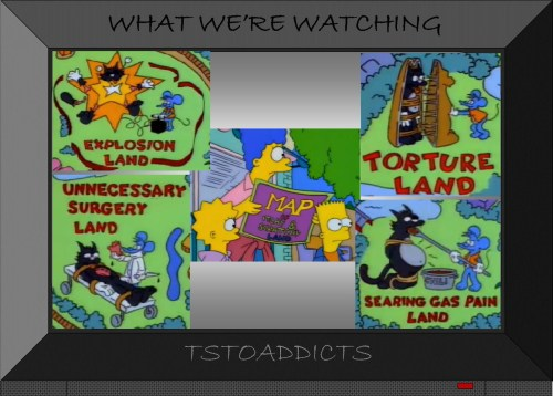 Itchy & Scratchy Land 3