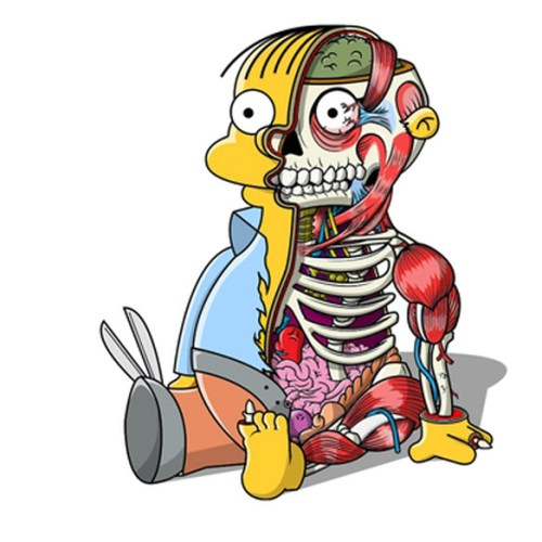 Simpsons-Cutout-Ralph-T-Shirt