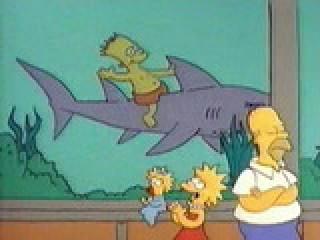Simpsons Short The Aquarium