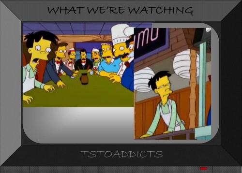 Akira Simpsons 11