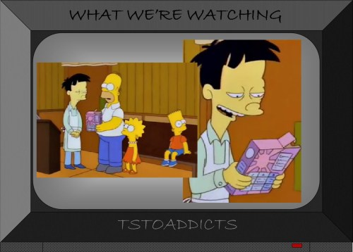 Akira Simpsons 2